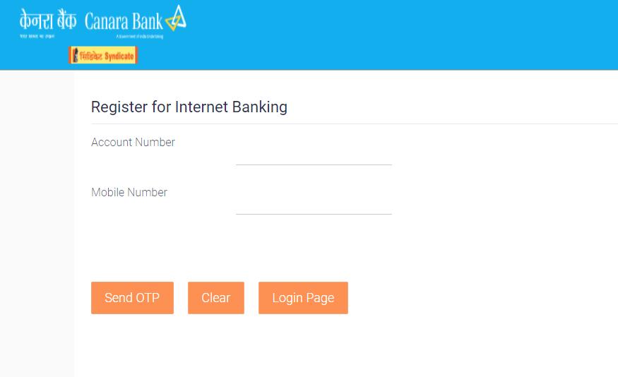 syndicate net banking