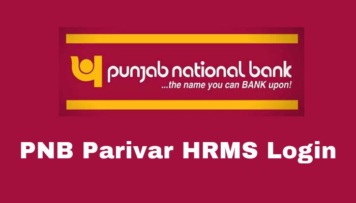 PNB HRMS Parivar