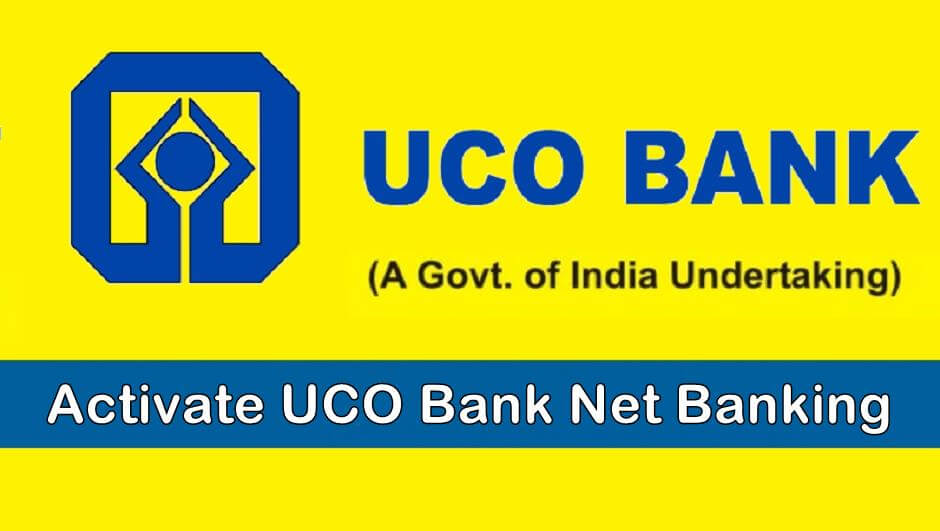 activate uco bank net banking
